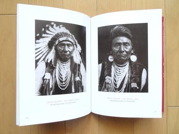 洋書◆インディアン写真集 本_画像2