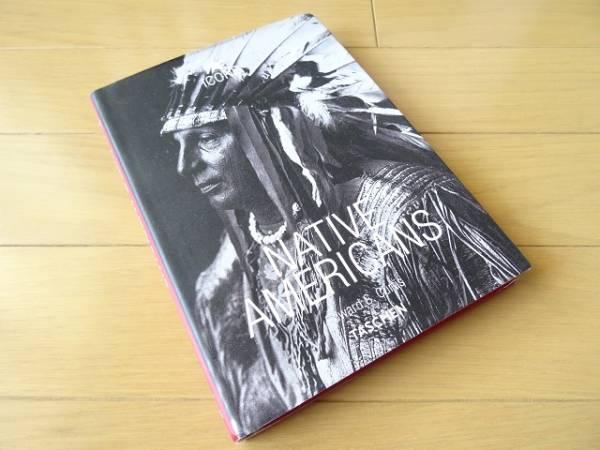 洋書◆インディアン写真集 本_画像1