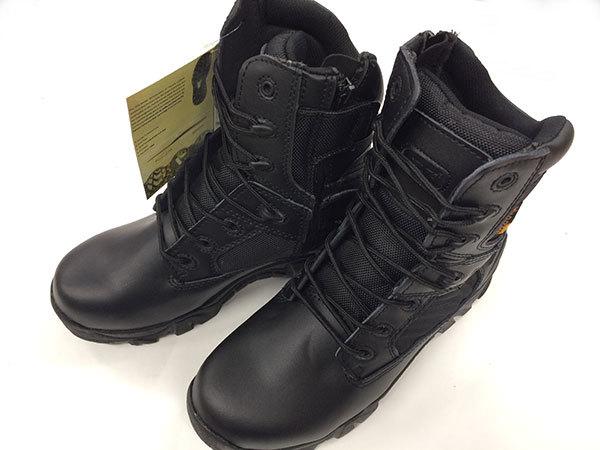 m3053◆ミリタリーブーツ26.0cm靴 ひもぐつ boots shoes シューズ DELTA●タクティカルブーツ トレッキング コスプレ サバイバルゲーム