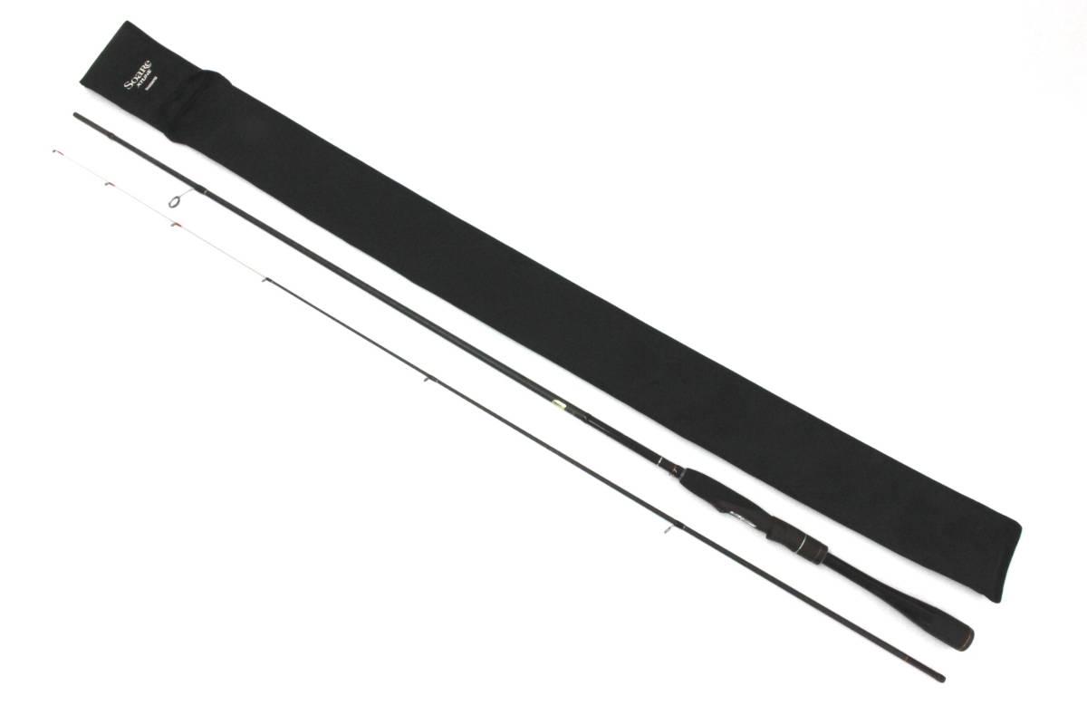 シマノ ソアレ30 エクスチューン S704LS30 【美品】 アジング_画像2