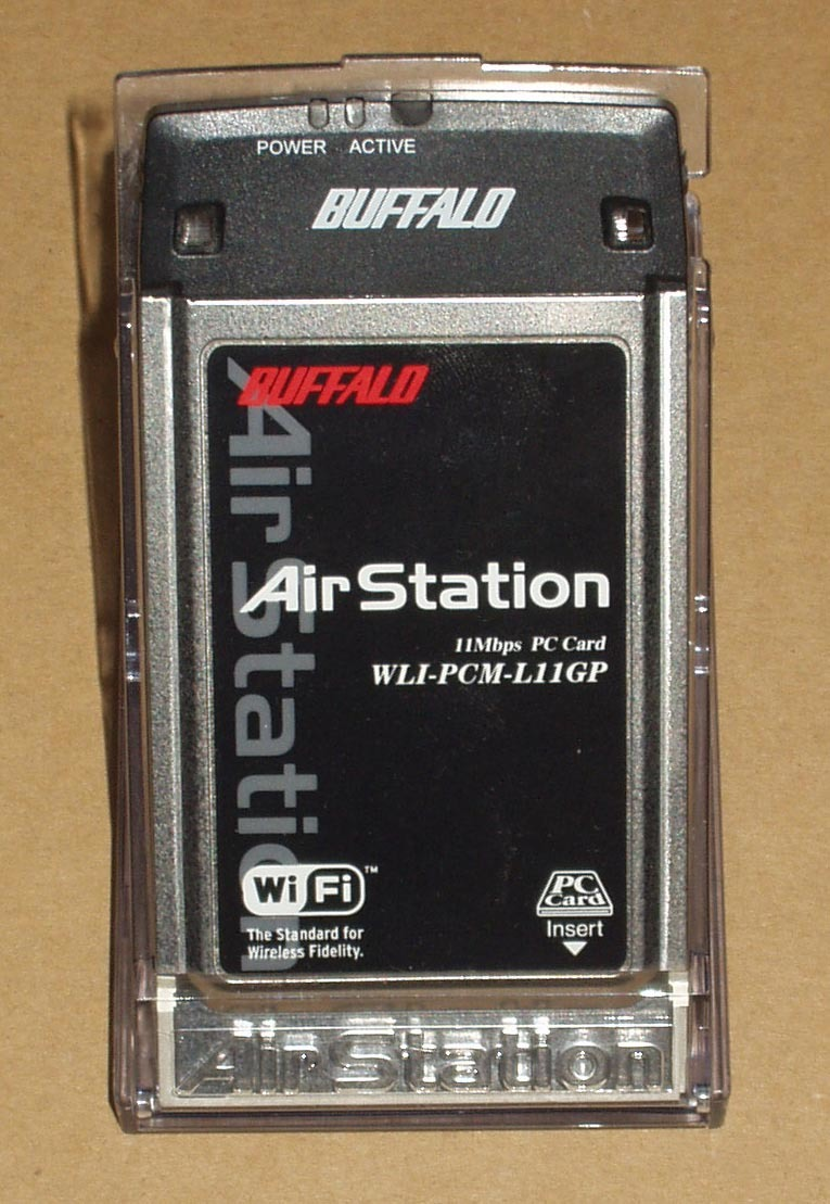 BUFFALO WLI-PCM-L11GP DRIVERS FOR WINDOWS MAC