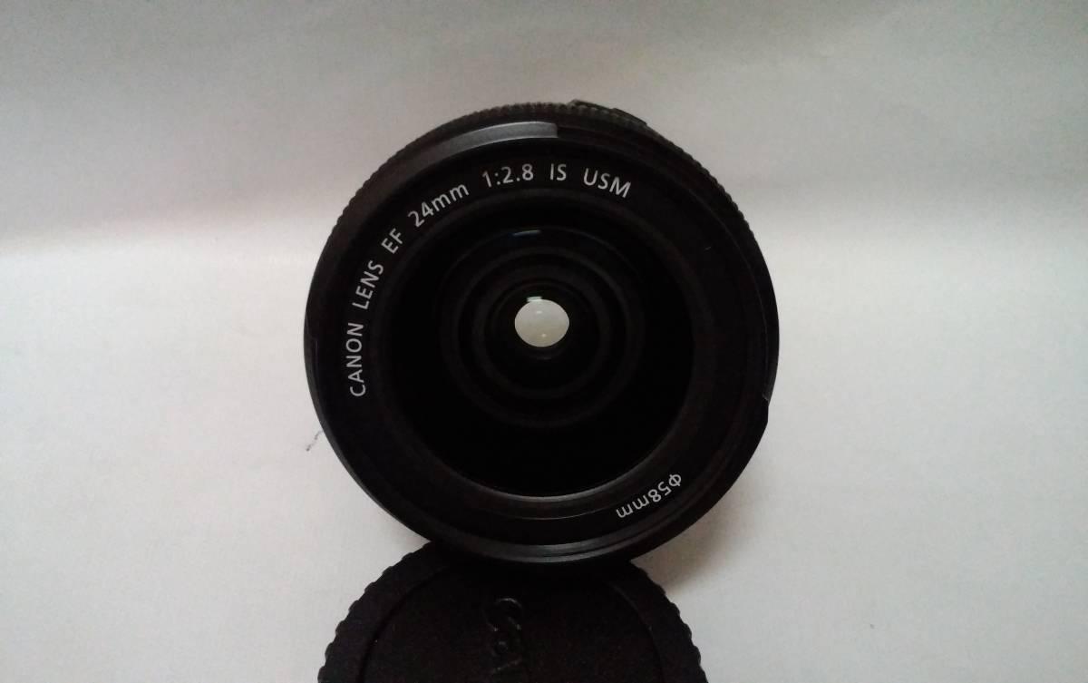 ☆極上品☆Canon EF 24mm F2.8 IS USM