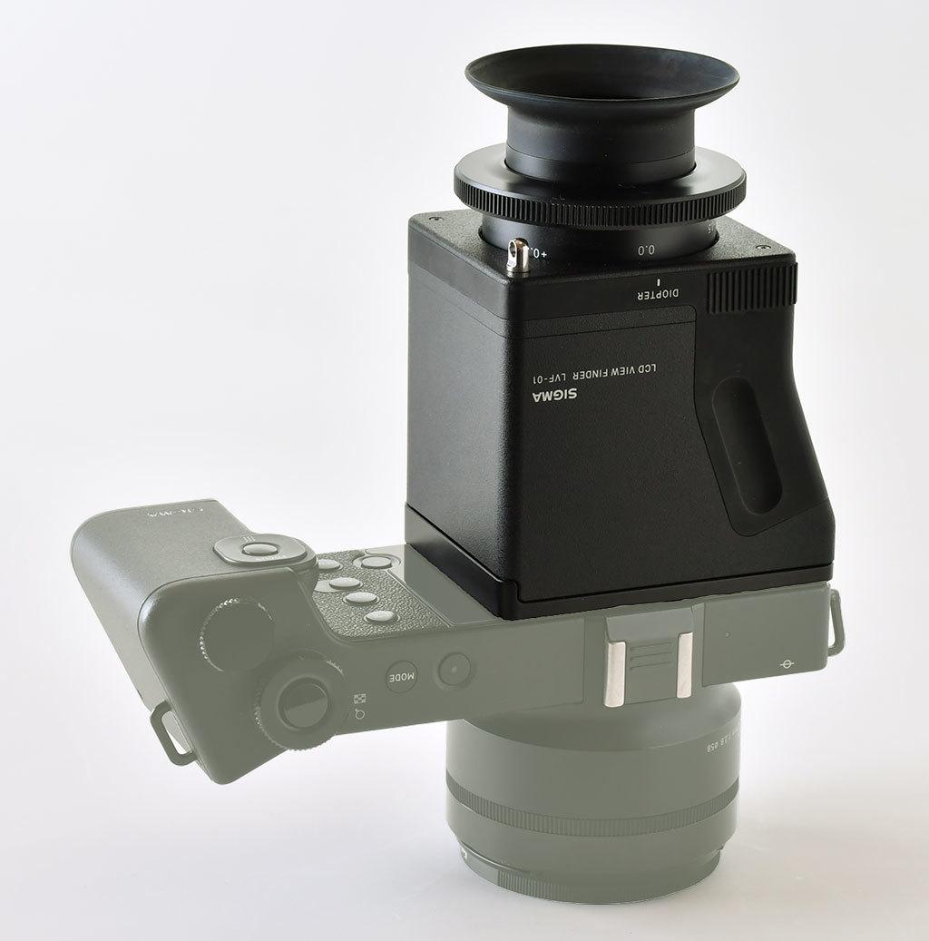 シグマ ビューファインダーLVF-01(dp Quattroシリーズ用)_画像4