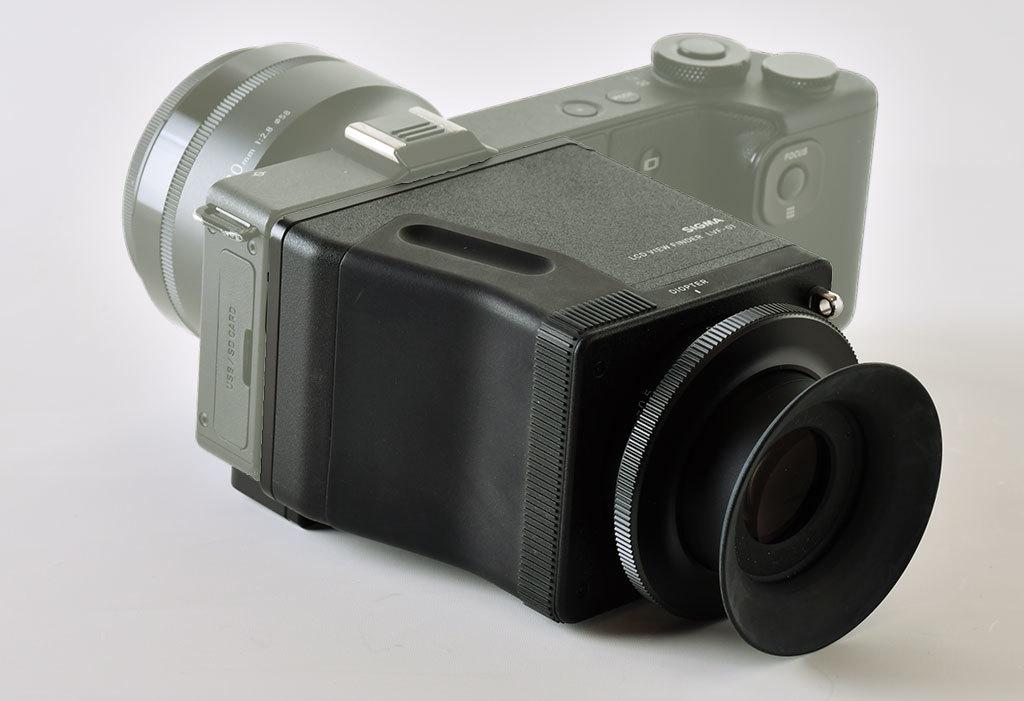 シグマ ビューファインダーLVF-01(dp Quattroシリーズ用)