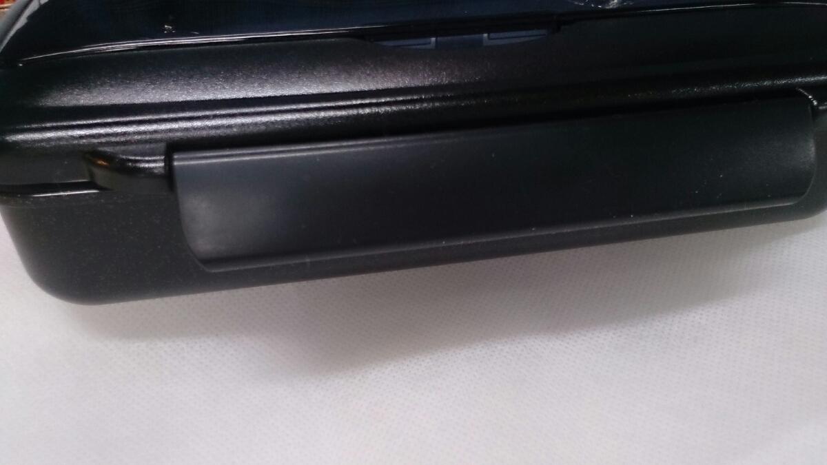 B_113☆ランチボックス 弁当箱 保冷バッグ&繰返し使える蓄冷剤付き(2個) シルバーモード☆未使用品_画像4