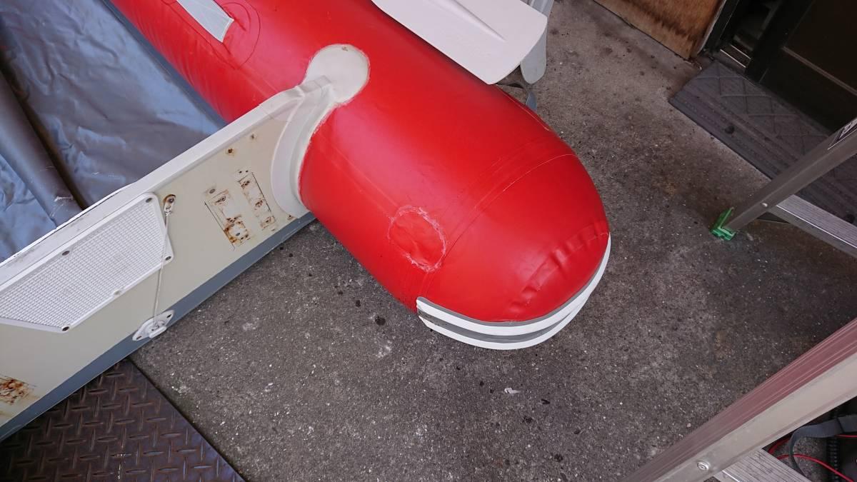 ジョイクラフト 4人乗りボート 電動高圧ポンプ付き_画像6