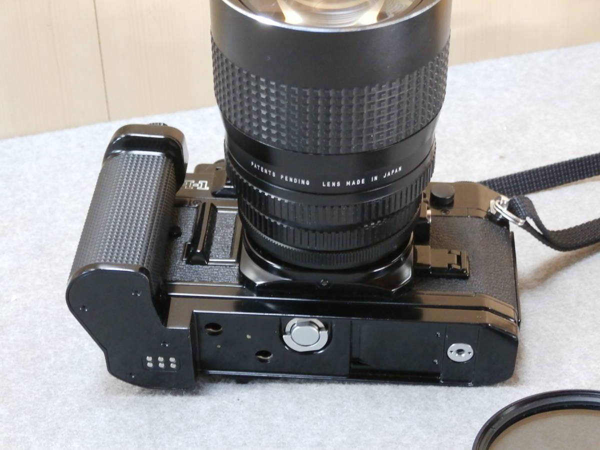 Canon A-1,レンズ RMC TOKINA 28-85mm 1:4 動作可良品_画像9