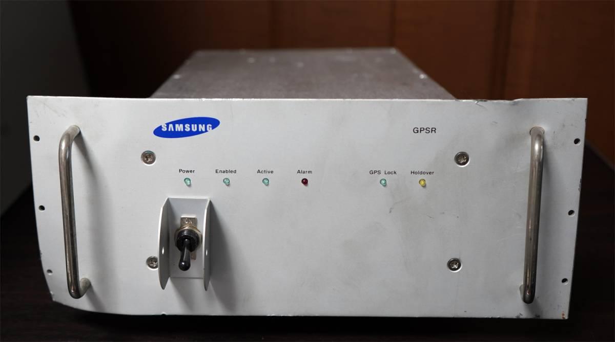 LAST ONE Symmetricom (HP) Z3805A GPSDO 10MHz, 1PPS GPS receiver