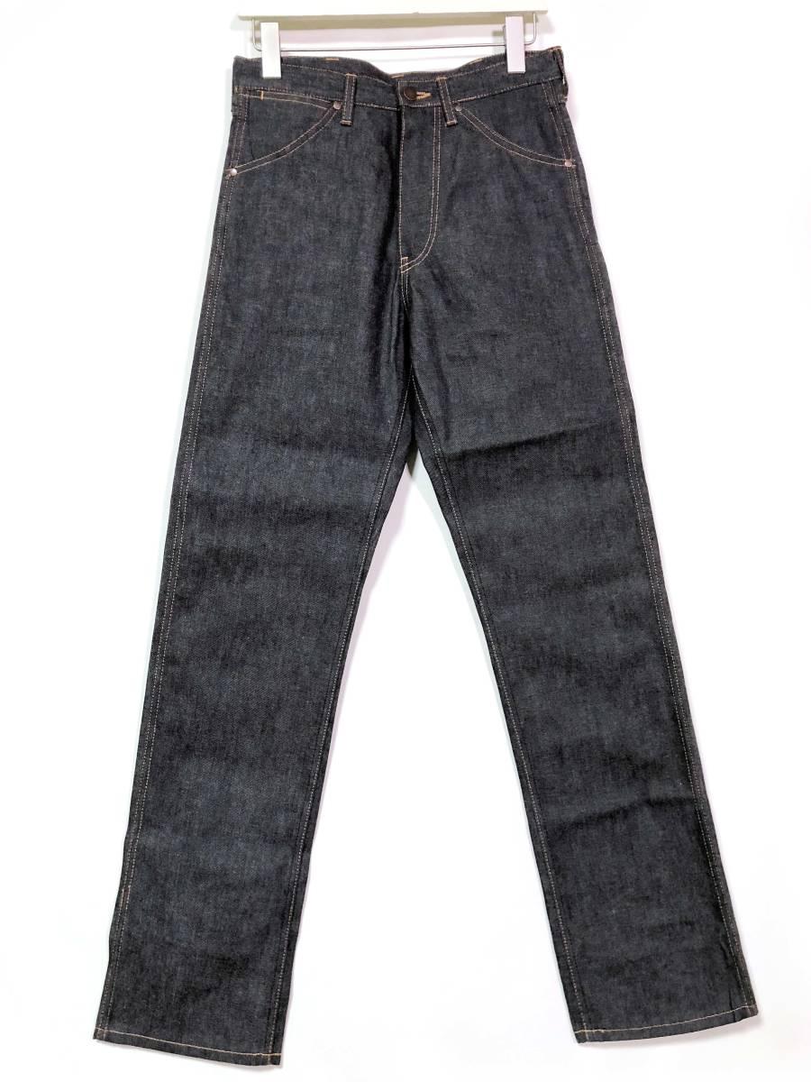 新品◆A BATHING APE ア ベイシング エイプ 2003 ブラックデニム パンツ ジーンズ Sサイズ /ラングラー風デザイン/日本製_画像1