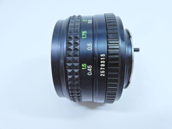 Canon ボディ A-1 レンズ2点 TAMRON SP 90mm 1:2.5 MINOLTA MD ROKKOR 50mm 1:1.7 シャッター確認済み_画像10