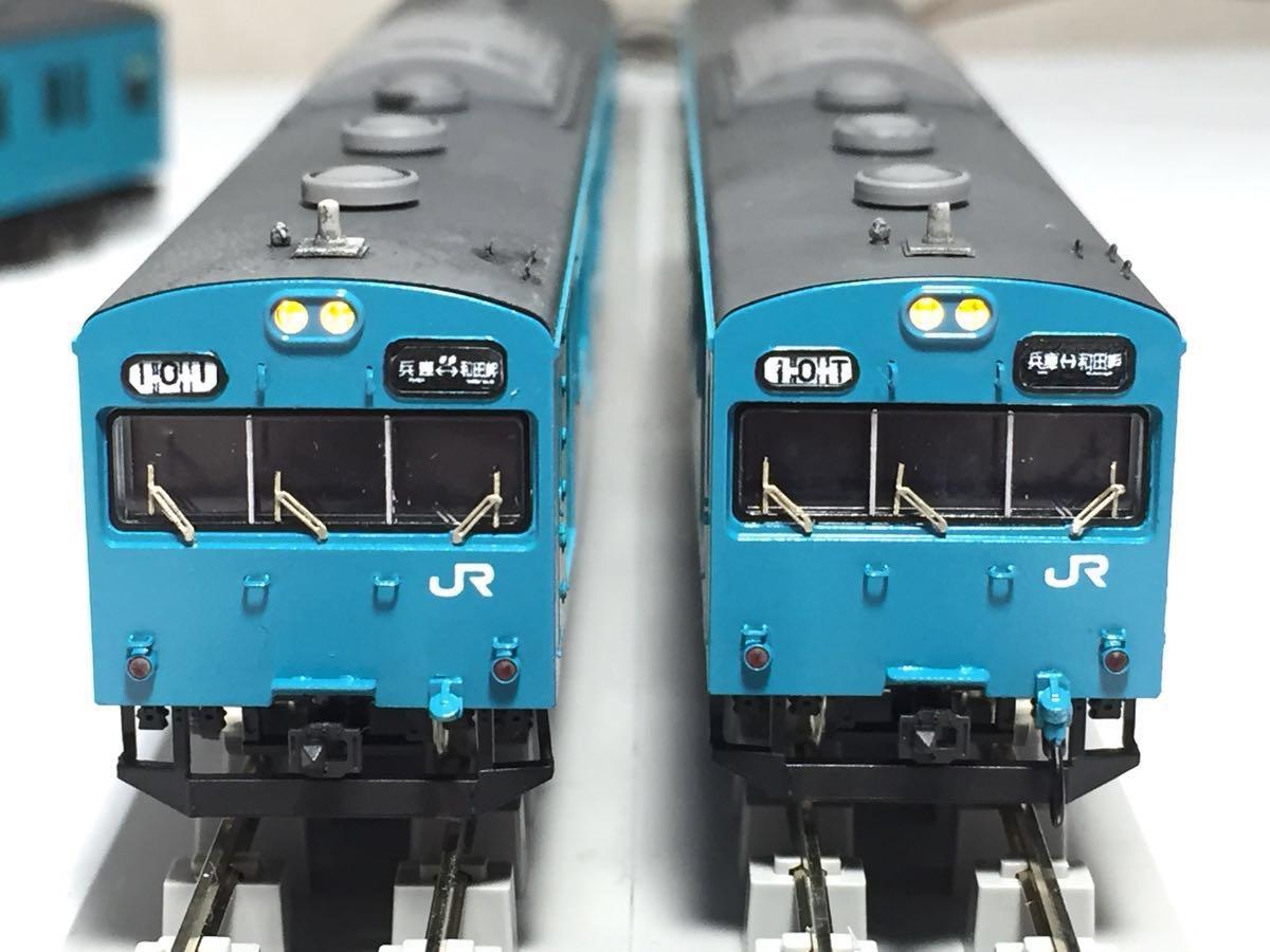 103系 ディテールUP加工 和田岬線 R1編成