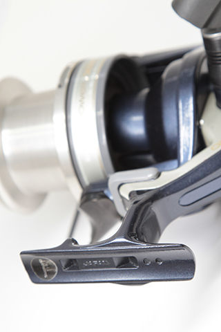 SHIMANO シマノ スピニングリール POWER AERO GT7000/SA1170 替スプール付 (3361)_画像4