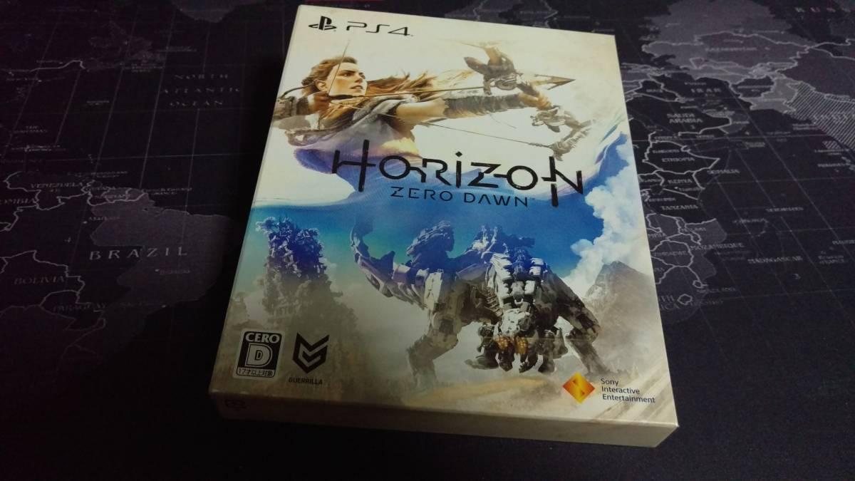 【送料無料】PS4 Horizon Zero Dawn 初回限定版 ホライゾンゼロドーン