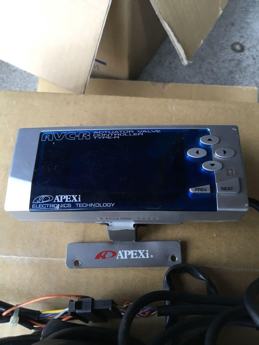 アペックス AVC-R ブーストコントローラー ジムニー ja11 ジャンク