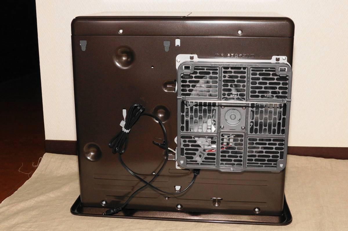 展示品 DAINICHI 石油ファンヒーター FW-4717SDX メーカー保証3年付き 未使用品_画像5