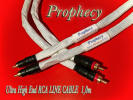 #384[* special big thanks sale price ]* super . Mugen *_ jpy empty Audio_Prophecy-S_RCA specification 1m pair __ outlet regular cost 29.7 ten thousand