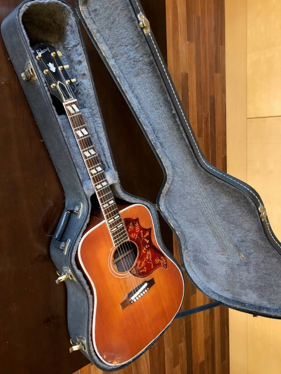 HUMMINGBIRD 1964年製 ギブソンアコースティックギター ビンテージ