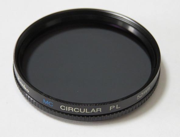【新品即決】ケンコー52mm用 MC サーキュラーPL(偏光)●カメラフィルター●郵送●税無し_画像2