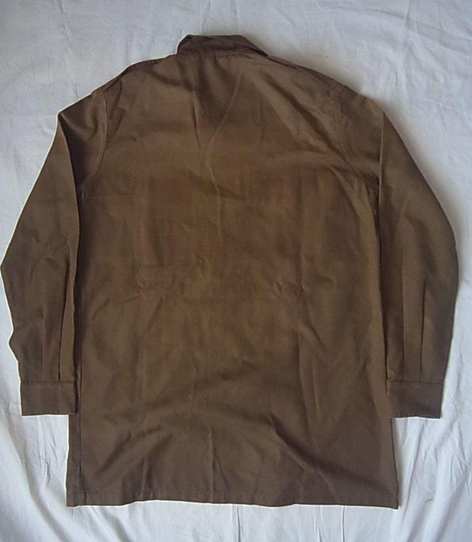 実物 南アフリカ軍 最初期型ニュートリアブラウン 戦闘服上下セット 真正コレクター向け 希少メーカー製 特殊部隊 RECCE 32大隊 _画像3