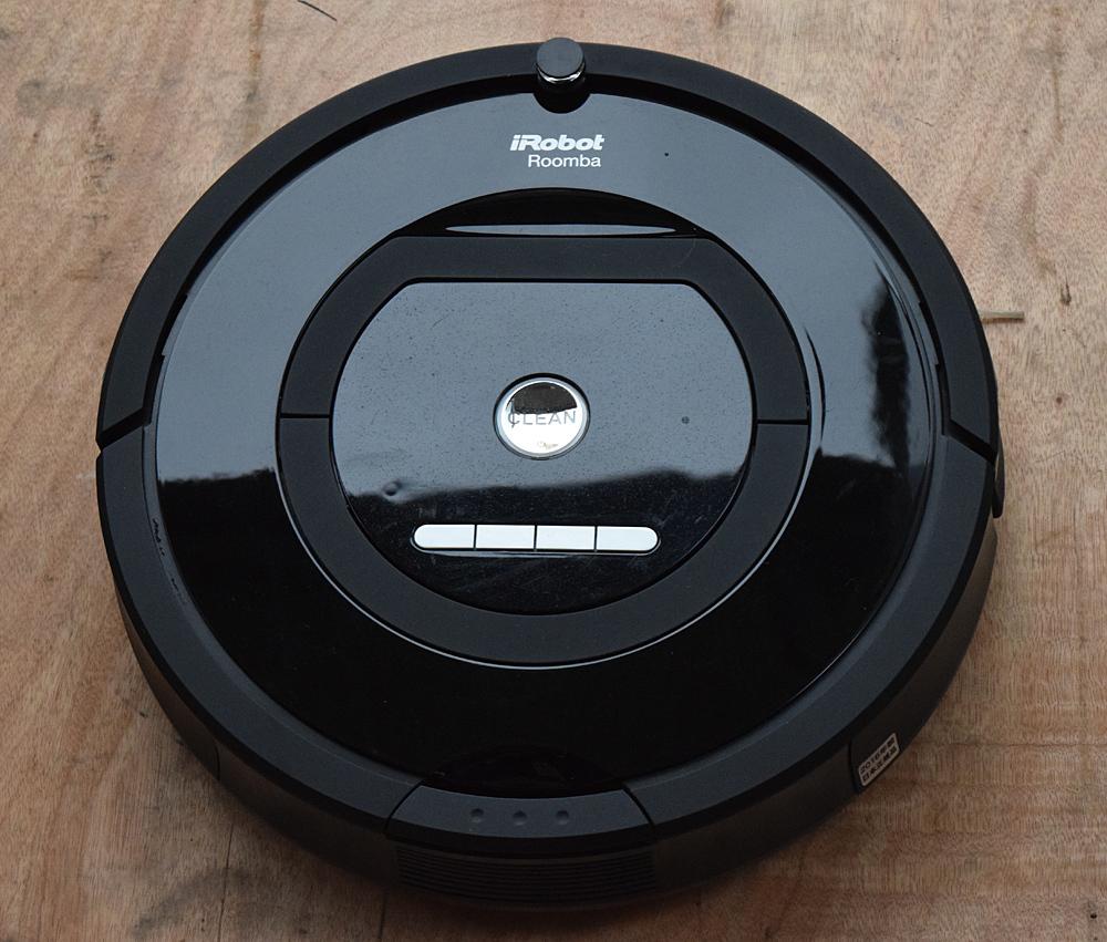 ★iRobot★ロボット掃除機 Roomba/ルンバ 770 日本正規品 16年製 1円~!