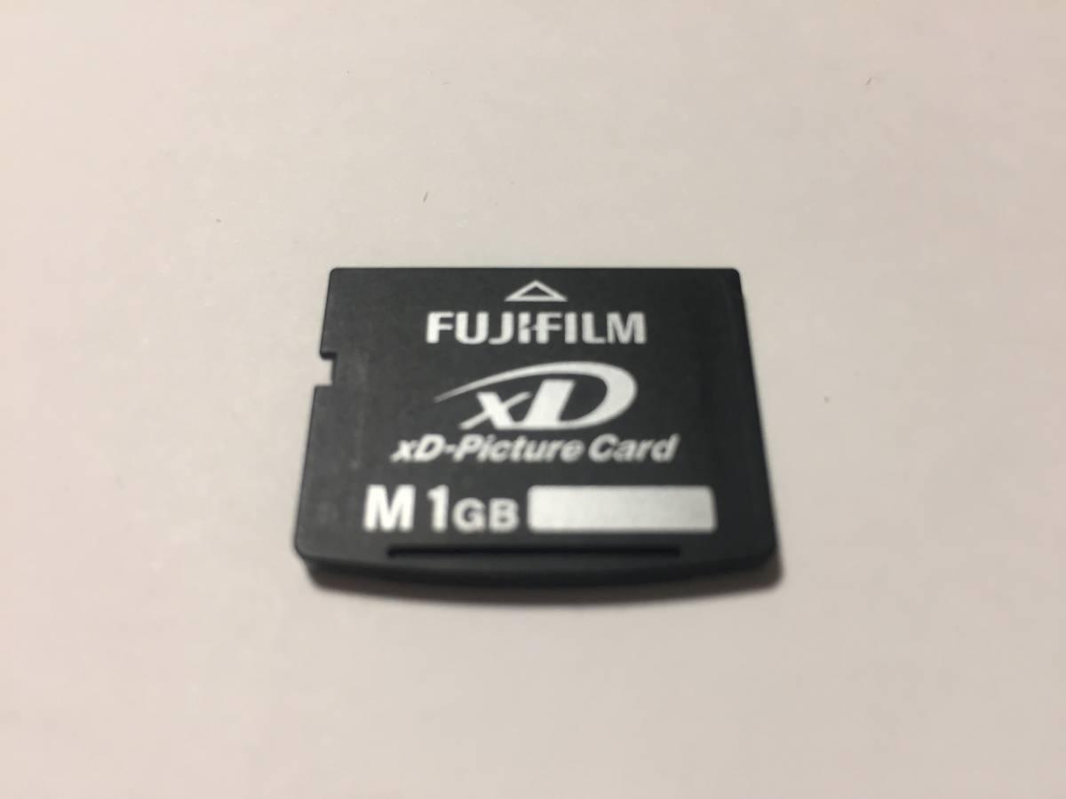 ★FUJIFILM フジフィルム xdピクチャーカード 1GB (中古)送料定形外無料★