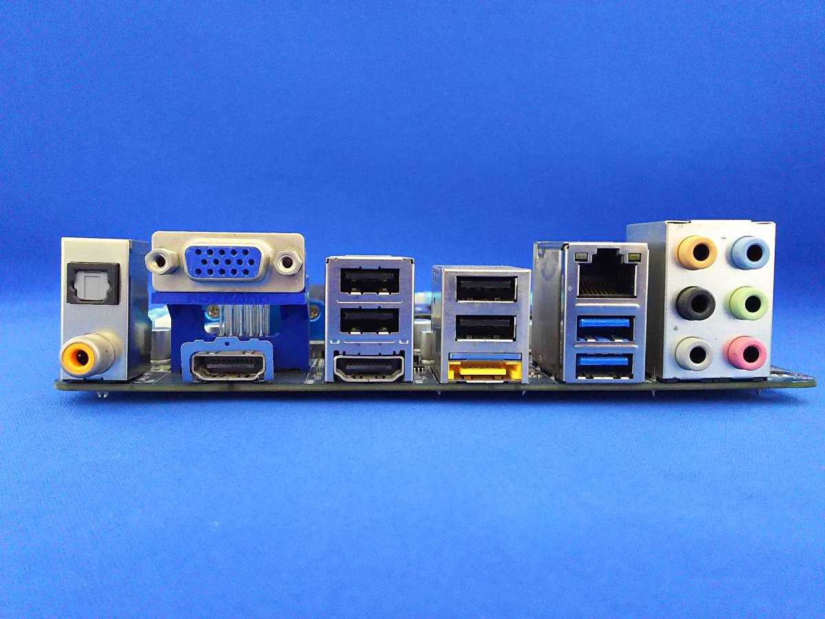 GIGABYTE H67N-USB3-B3 LGA1155 Mini-iTXマザーボード_画像7