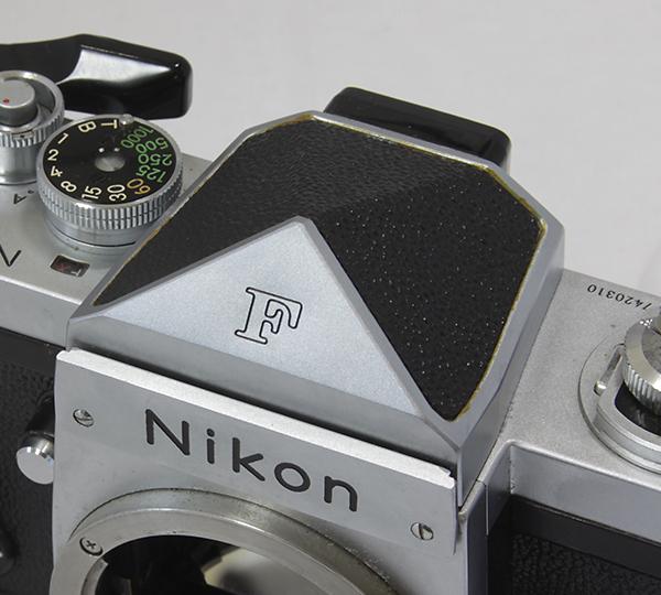 NIKON F アイレベル 742_画像9