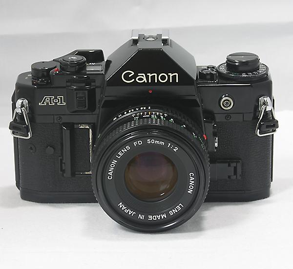 CANON A-1 253
