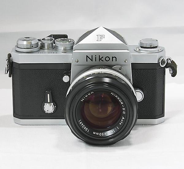 NIKON F アイレベル 742