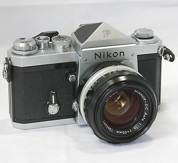 NIKON F アイレベル 742_画像6