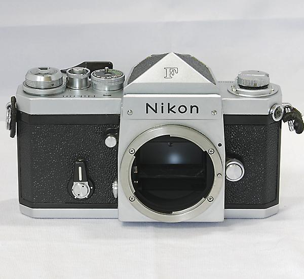 NIKON F アイレベル 742_画像8