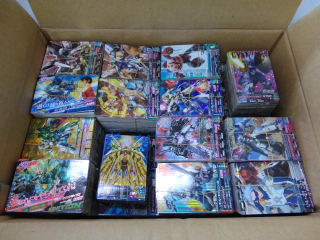 ガンダムトライエイジ/カードゲーム/トレカ/まとめセット/Mレア500枚以上/レア/CP/プロ
