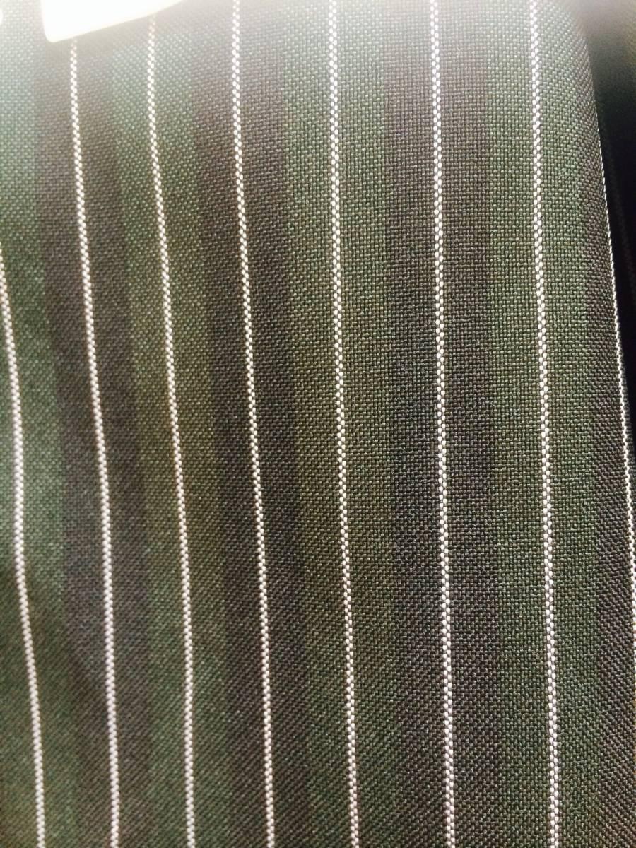 ☆新品タグ付き Lavannor フォーマルスーツ5点セット 150 グレー&ストライプスカート 冠婚葬祭 卒業式_画像2