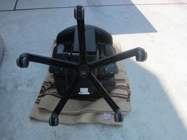 W1400デスクセット/両袖机(鍵ナシ)+肘付椅子/中古即決品/★ 商品番号180421-H3A_画像8