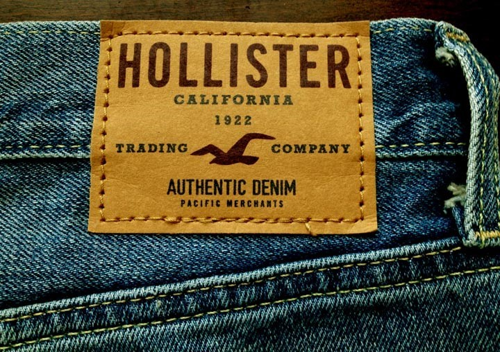 Sexy hollister company