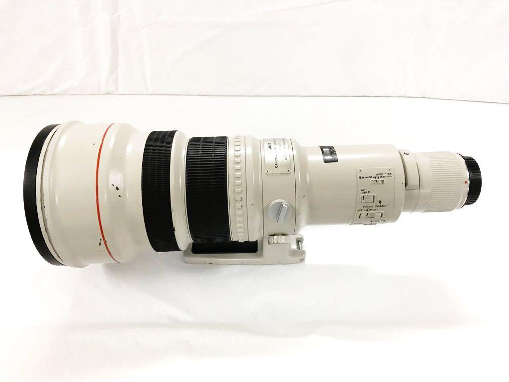 Canon EF 600mm F4L USM 超望遠レンズ