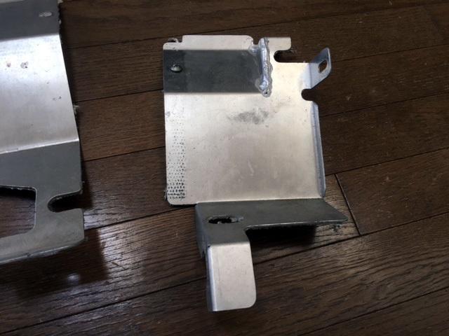 ロードスター ARCインテークチャンバー一式 フル遮熱板付き NA8C_画像9
