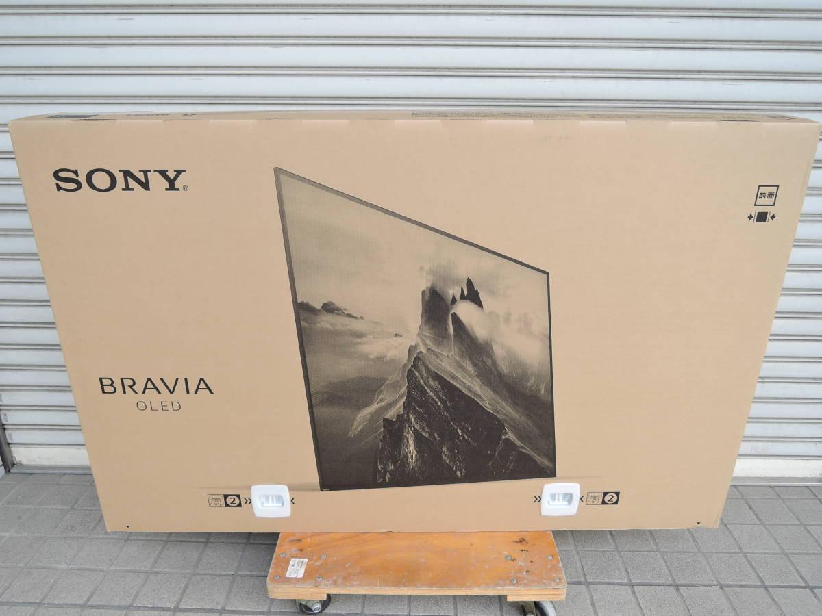 新品 SONY◆ソニー 55V型 BRAVIA ブラビア 4K有機EL 液晶テレビ◆KJ-55A1