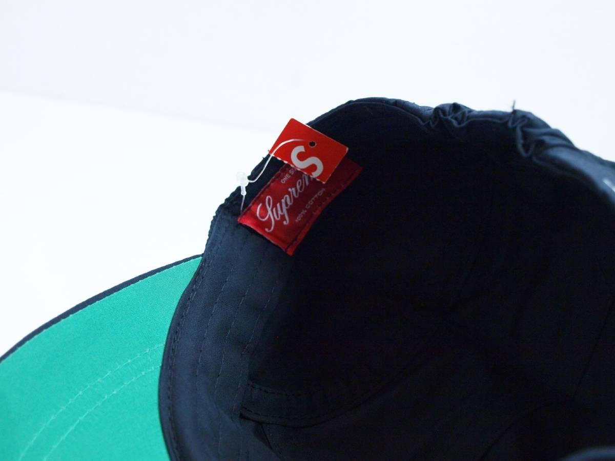 c356fa038e9 supreme シュプリーム Marlin Sport Cap マリーンスポーツキャップ 帽子 刺繍 ロゴ BLACK 黒 5