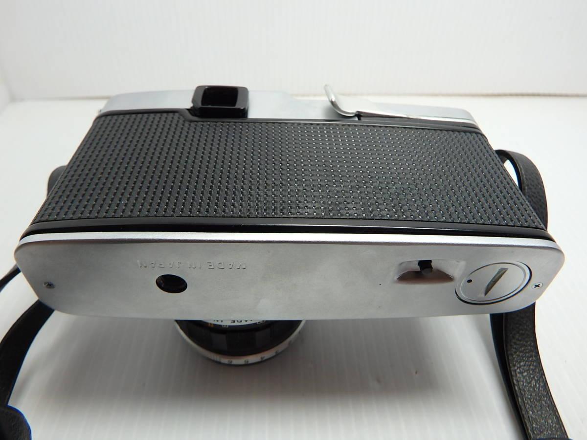 オリンパス MFハーフ判一眼レフカメラ PEN-FT レンズ F.Zuiko Auto-s f1.8 38mm OLYMPUS 純正ケース付き 管KA0415_画像7