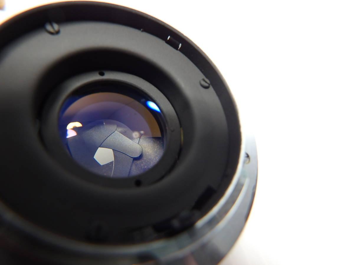 オリンパス MFハーフ判一眼レフカメラ PEN-FT レンズ F.Zuiko Auto-s f1.8 38mm OLYMPUS 純正ケース付き 管KA0415_画像5