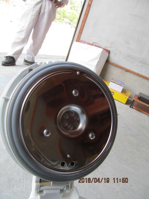象印 EE-RD50型 スチーム式加湿器 2012年 中古 作動品_画像4
