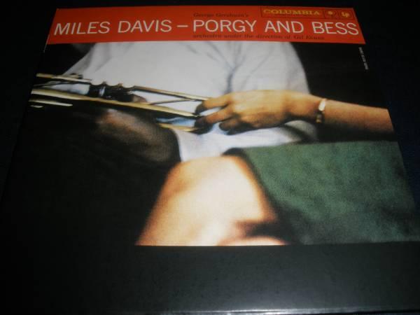マイルス デイヴィス ポーギー&ベス ギル エヴァンス ガーシュウィン サマータイム Miles Davis Porgy and Bess Gil Evans リマスター 紙美_美品 リマスター オリジナル紙ジャケットCD