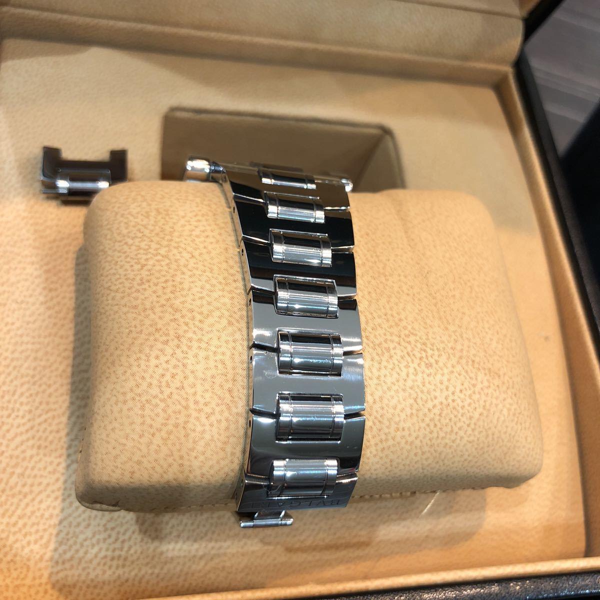仕上げ済み 極美品 ブルガリ アショーマ AA39S BVLGARI 腕時計 レディース_画像3