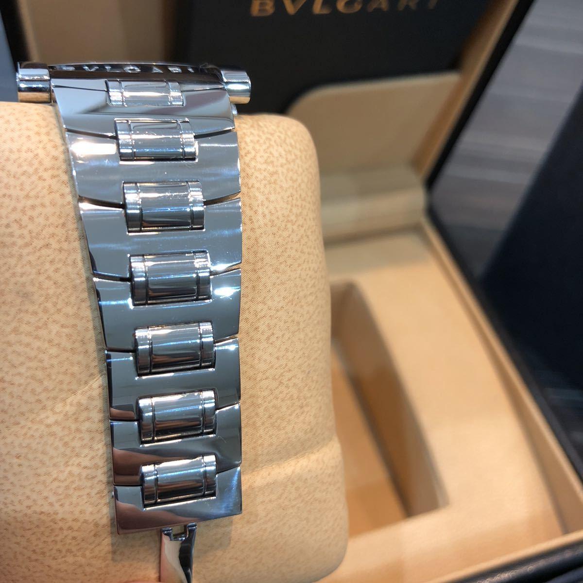 仕上げ済み 極美品 ブルガリ アショーマ AA39S BVLGARI 腕時計 レディース_画像5