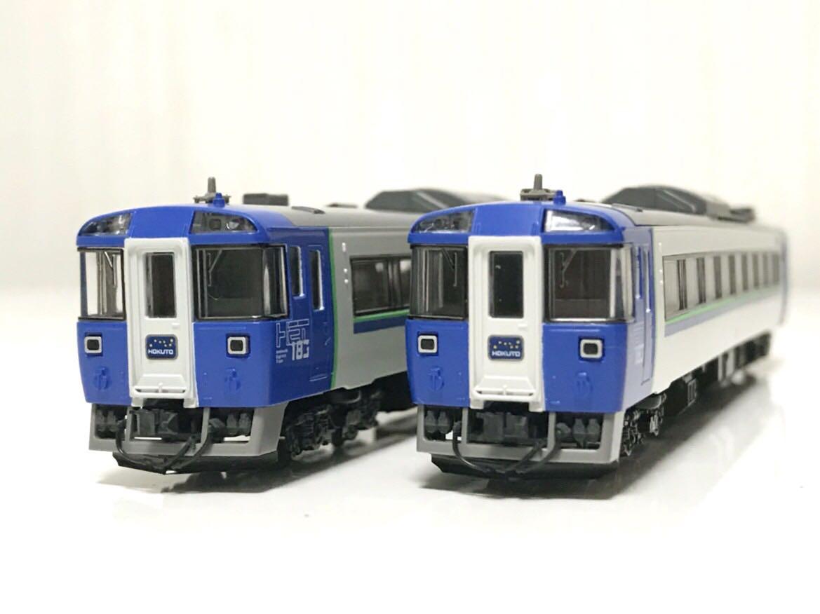 TOMIX 98621 キハ183系 500番台 北斗 HET色 新品同様 9両
