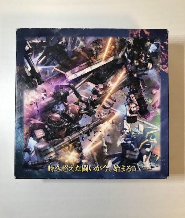 【未開封!】 BANDAI バンダイ ガンダム クロス ウォー 未来への翼 ブースターパック 21パック カードダス_画像5
