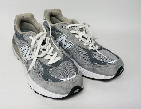 new balance M990 GL3 Made in USA 26.5cm ニューバランス グレー アメリカ 送料無料