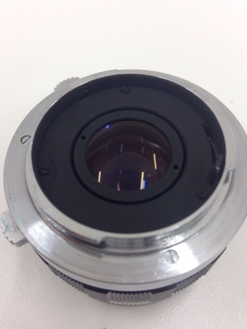 4627 カメラ★オリンパスペン OLYMPUS-PEN F PEN-FT シルバー +レンズ3本 他 シールド等 美品_画像10