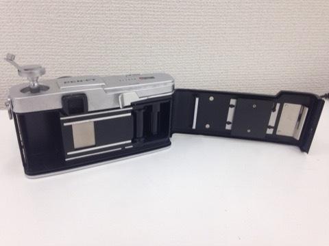 4627 カメラ★オリンパスペン OLYMPUS-PEN F PEN-FT シルバー +レンズ3本 他 シールド等 美品_画像6
